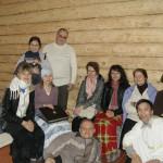 Воцерковление огласительной группы на Пасху 2013 года