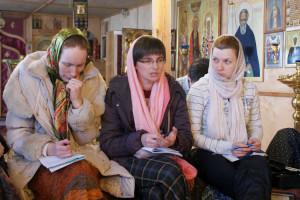 Празднование Дня православной молодёжи (15.02.2015)