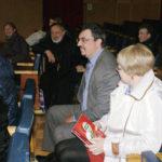 Праздничный музыкальный концерт в пос. Вольгинский