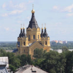 Собор в честь св. благоверного князя Александра Невского, Нижний Новгород