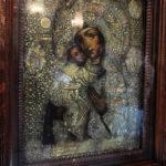 Феодоровская икона Божией Матери. Городец, Феодоровский монастырь, храм во имя св. блг. Александра Невского