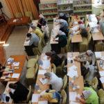 Владыка Августин Городецкий и Ветлужский ведет встречу с преподавателями воскресных школ