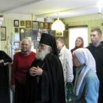 Посещение домика свт.Афанасия