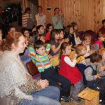 Рождественский праздник в Свято-Воскресенском храме