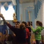 Рождественский спектакль в Покровском детском доме